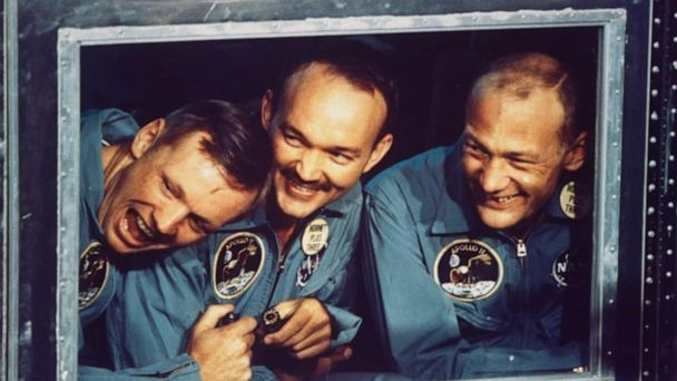 Remembering the day US astronauts returned from the moon
