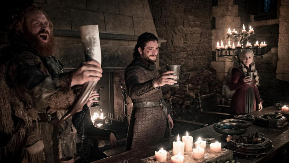 'Game of Thrones' ends series run with record 32 Emmy nominations