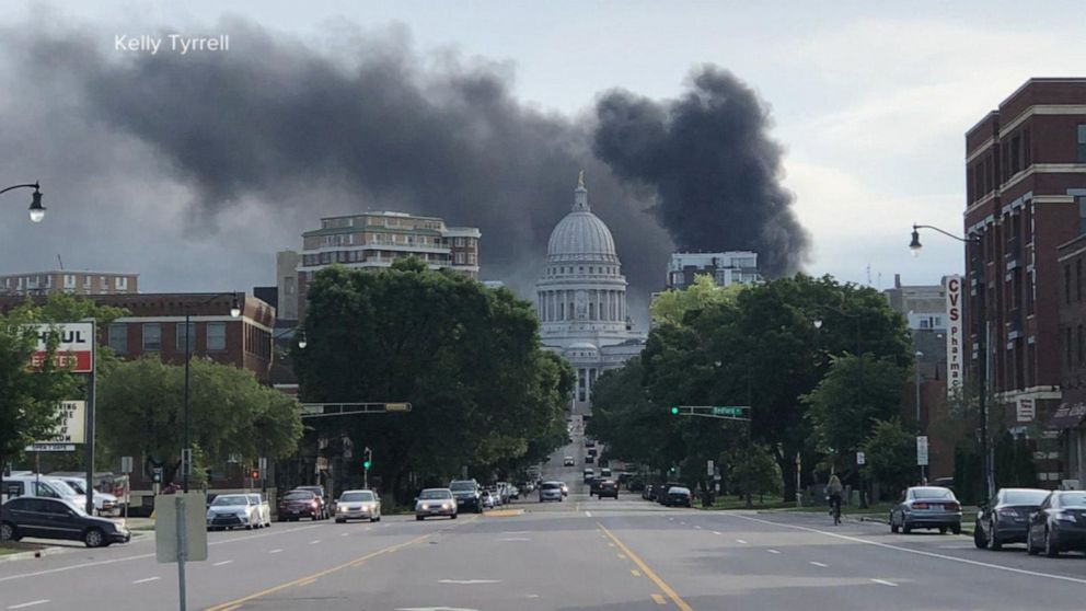 Governor declares state of emergency after power station explosion