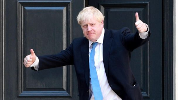Brexit supporter Boris Johnson set to become new British PM