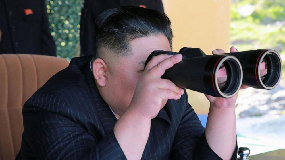 North Korea launches 2 short range missiles
