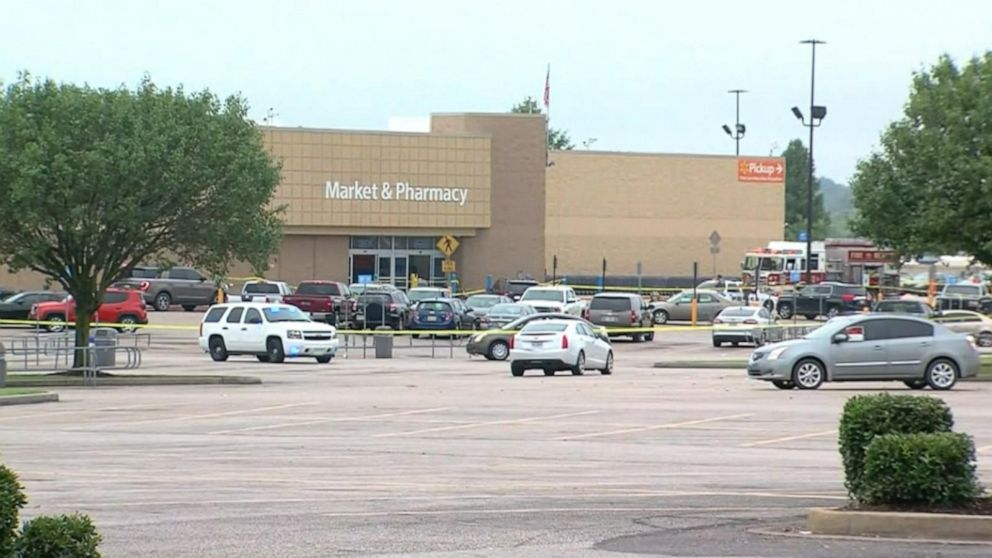 2 Mississippi Walmart employees shot dead at store
