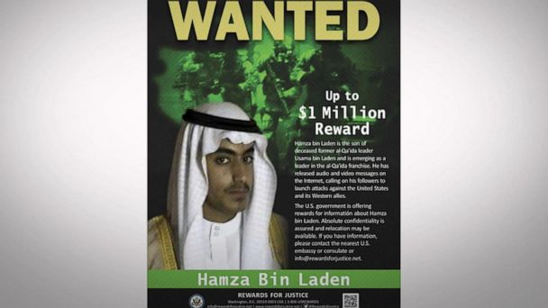 Osama bin Laden's son is believed to be dead: US sources