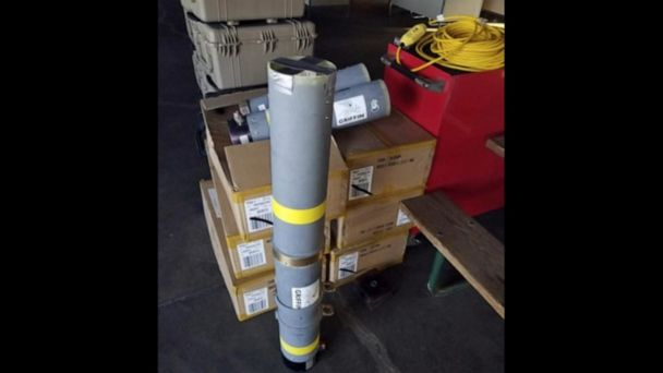 TSA officers find missile launcher at Baltimore airport