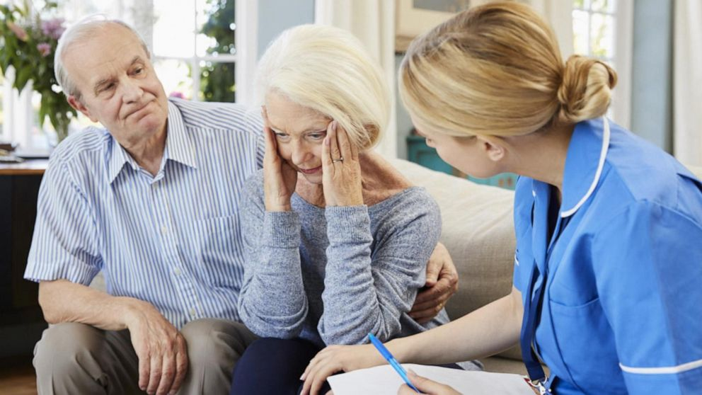 Researchers working on blood test to identify signs of Alzheimer's