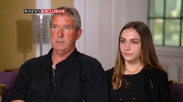 Parents detail daughter's last moments as 21-year-old woman was killed by sharks