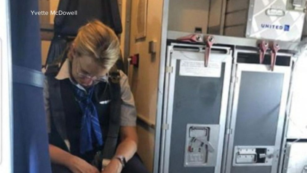 Flight attendant charged with being intoxicated after passengers raise alarm