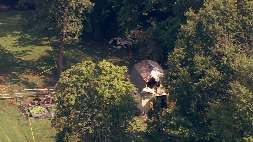 Family killed in small-plane crash outside Philadelphia