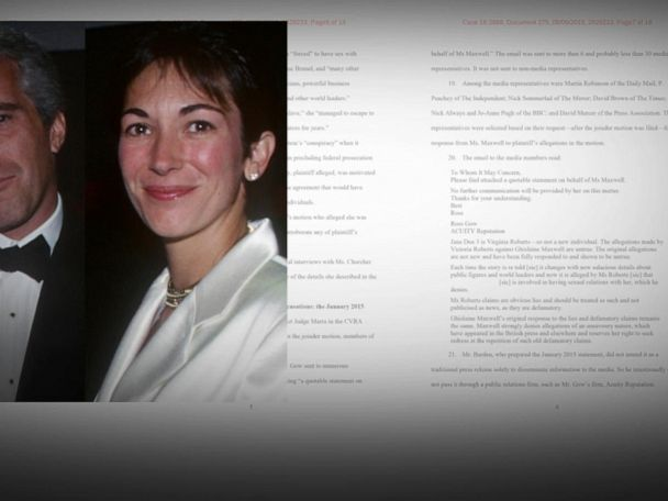 Lawyers For Epstein Accuser Giuffre Asking To Interview Prince