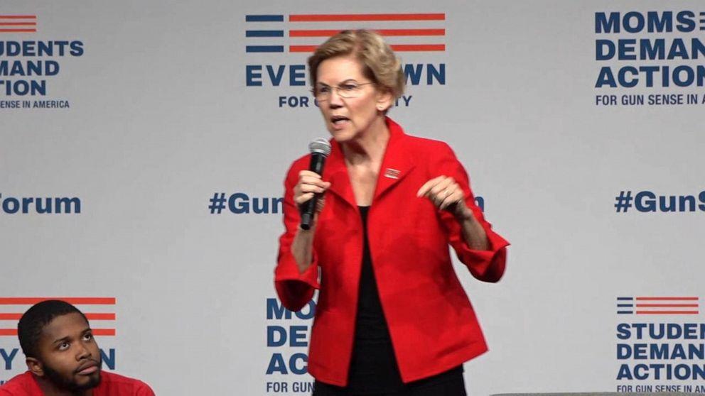 Six Democratic presidential candidates say Walmart should stop