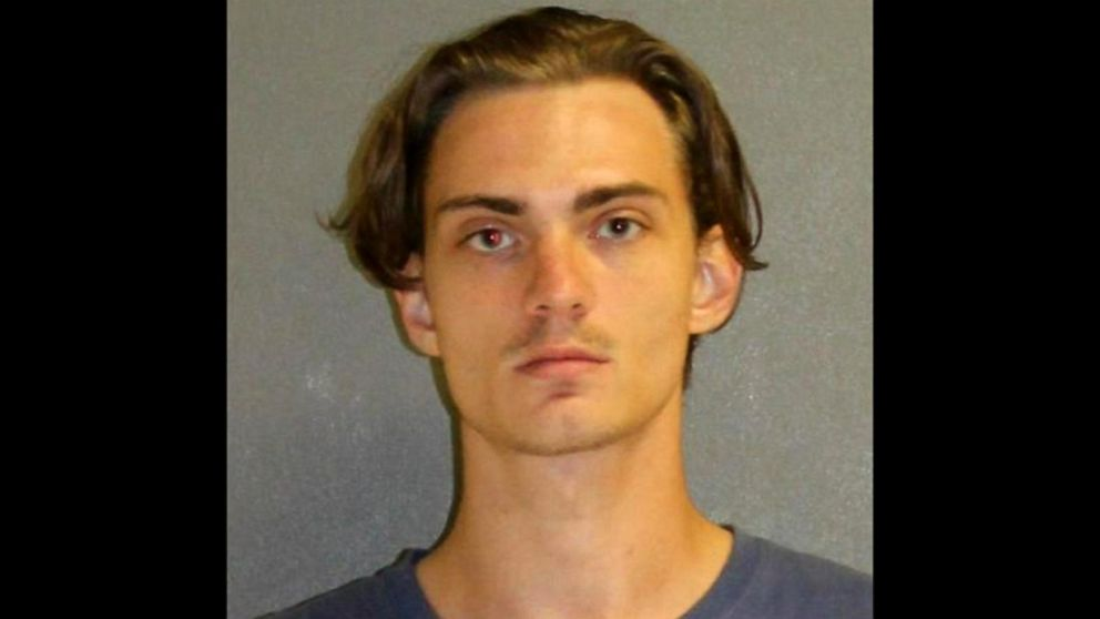 Man arrested after sending texts about mass shootings