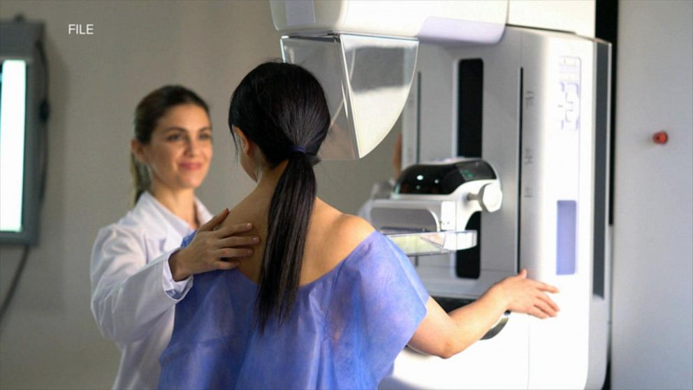 New guidelines to hopefully improve breast cancer screening