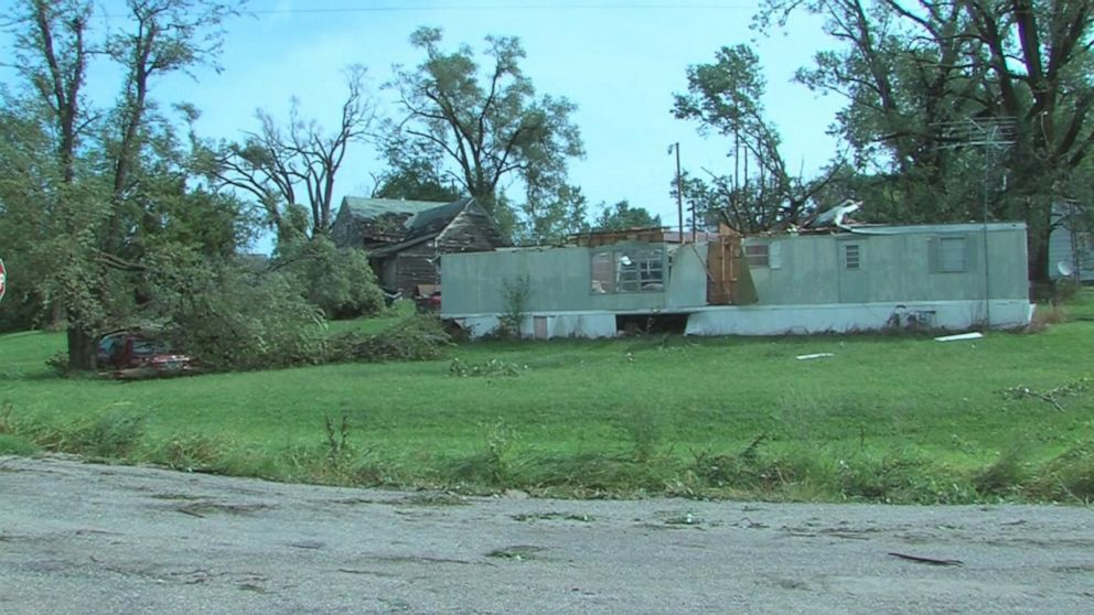 Northeast braces for storms after 3 tornadoes damage Iowa homes