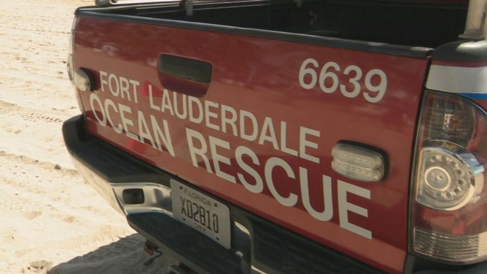 11-year-old Italian tourist bitten by shark off coast of Fort Lauderdale