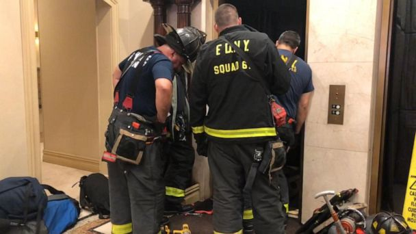 Man killed after elevator malfunctions, fatally crushing him