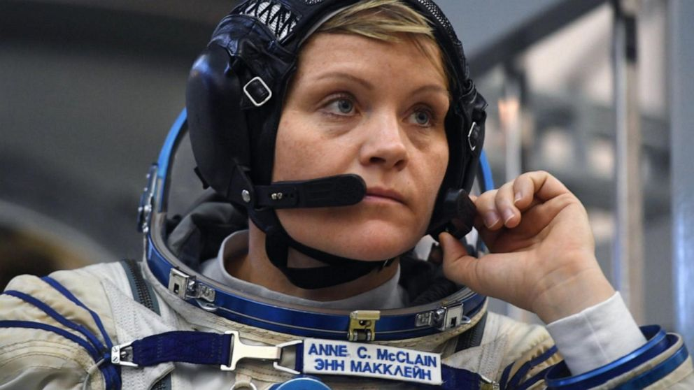 NASA astronaut accused of crime committed in space