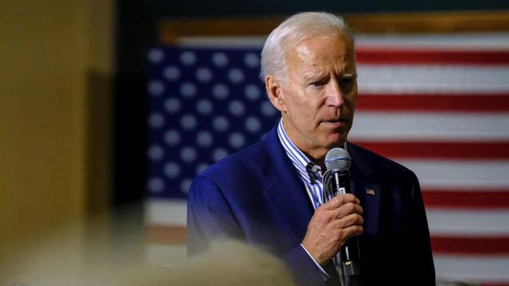 The Note: How tough will Democrats be on Biden?