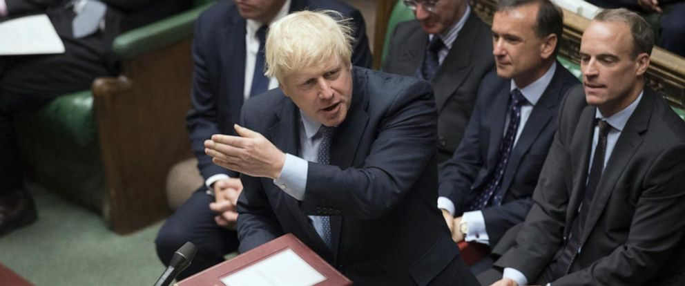 VIDEO: Parliament and Prime Minister Boris Johnson at war over Brexit