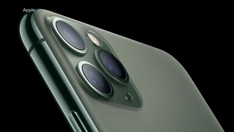 Apple unveils iPhone 11