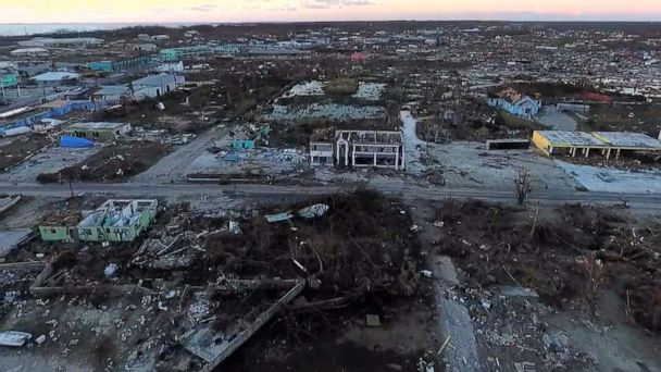 Bahamas says 2,500 missing after Hurricane Dorian strike