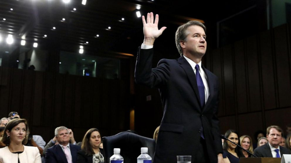 Woman linked to newly revealed allegation against Kavanaugh: 'Ask Brett'
