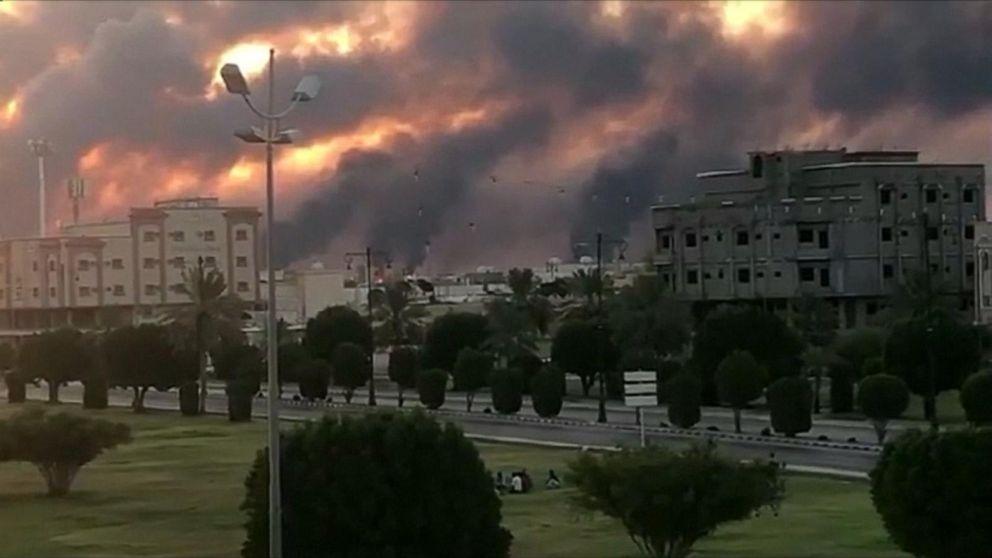 US-Iran tensions escalate after a drone attack in Saudi Arabia
