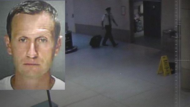 Pilot's 'suspicious' behavior seen in video before intoxication arrest
