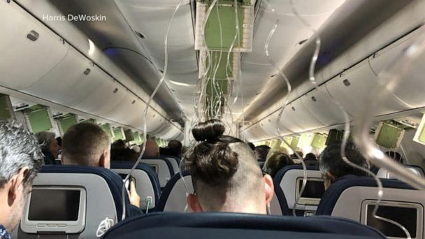 The air scare for Delta passengers