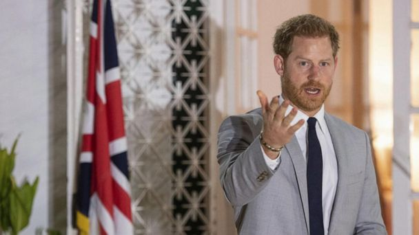 Prince Harry sues 2 major British tabloids for alleged phone hacking