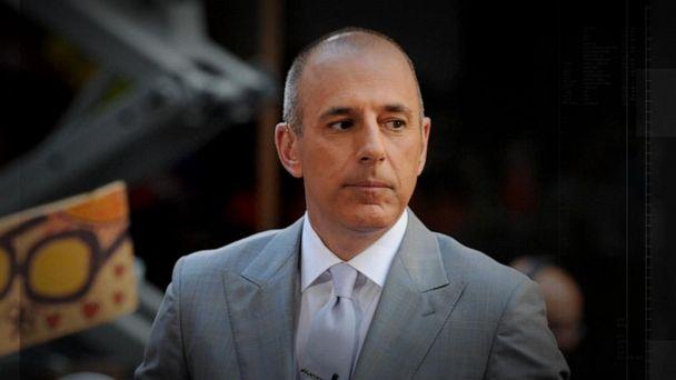 Matt Lauer denies sexual assault allegation as accuser comes forward