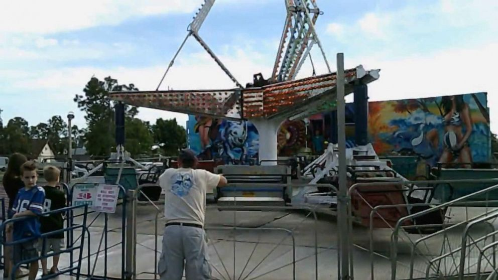 Tragic death of 10-year-old girl at a New Jersey carnival