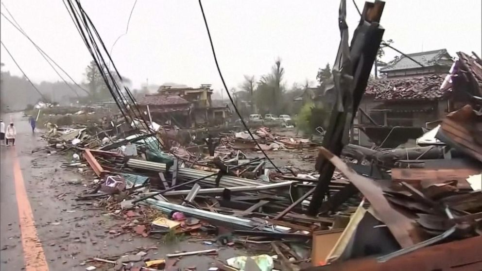 Deadly typhoon in Japan claims 33 lives, 19 gone missing