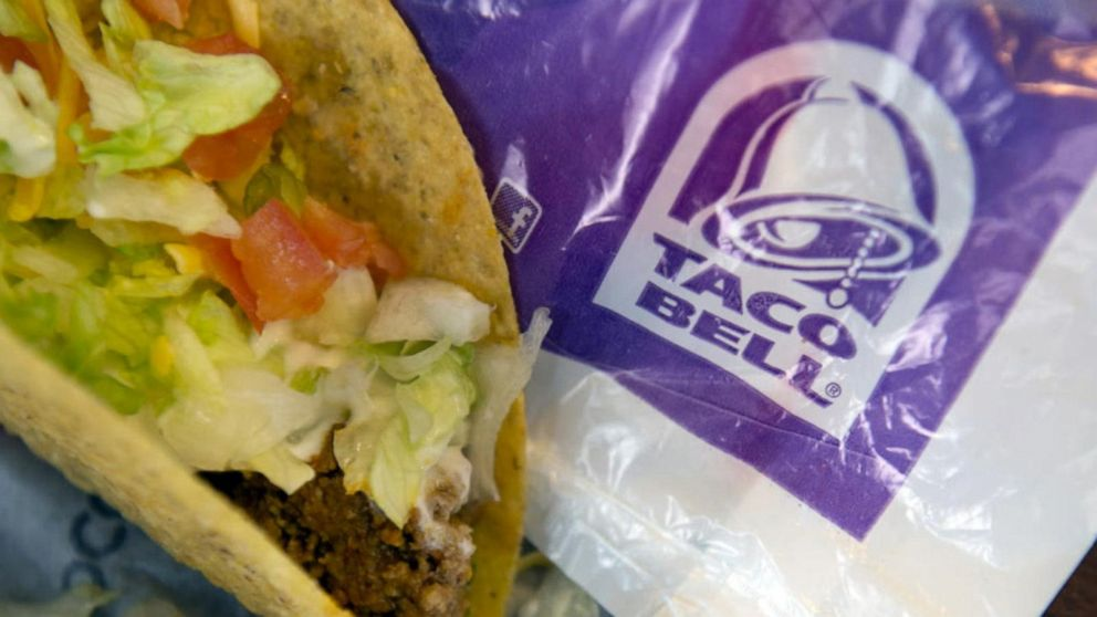 Taco Bell recalls 2.3M pounds of seasoned beef due to metal shavings