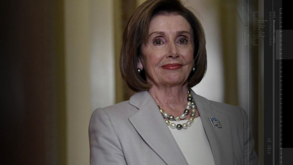 Nancy Pelosi: Mulvaney Ukraine comment was a 'confession'