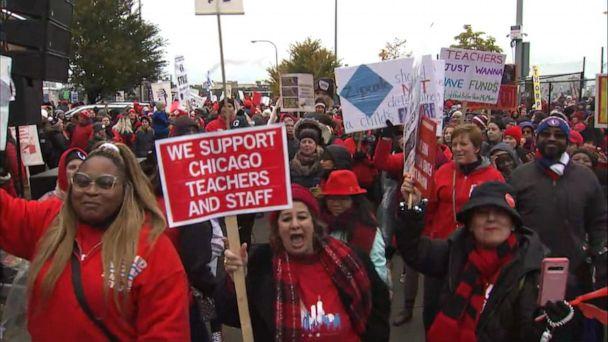 Chicago teacher strike is over