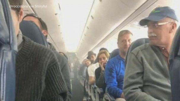 Delta flight evacuated in Spain