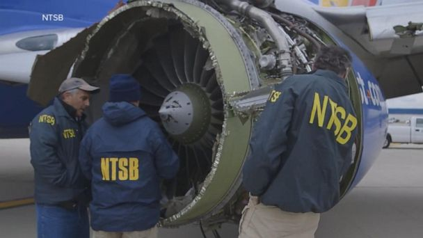 New report on midair tragedy aboard Southwest flight