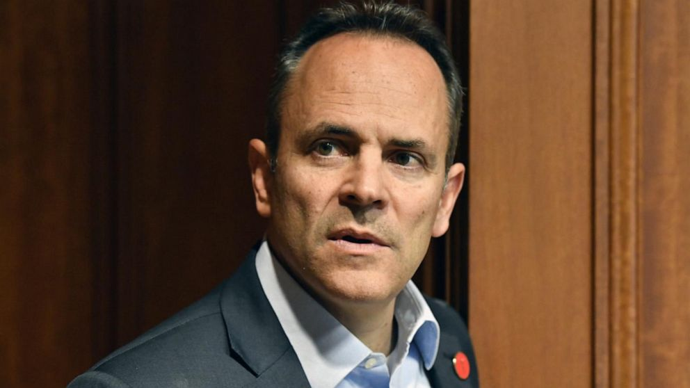 Outrage after Kentucky governor pardons 428 convicted felons