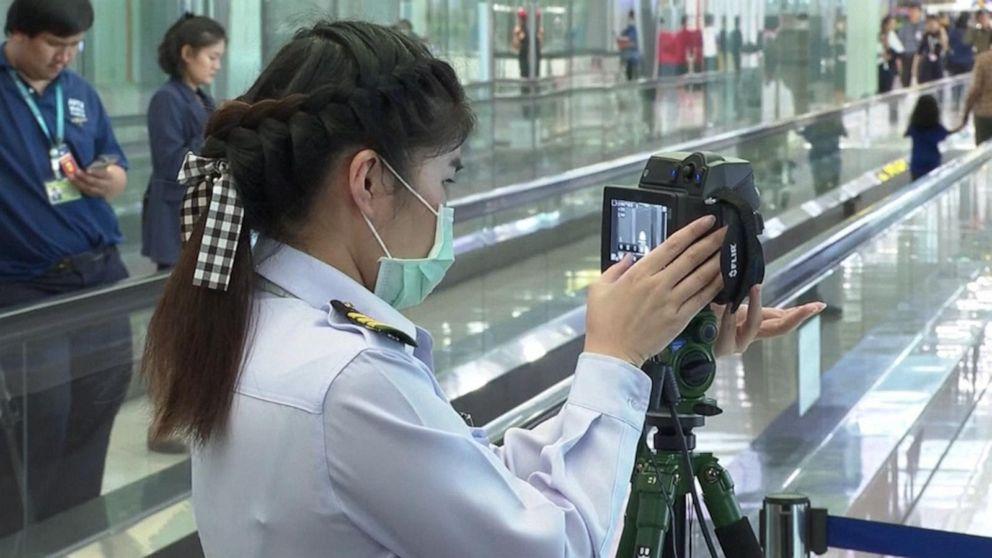 3 major US airports on alert for mystery virus