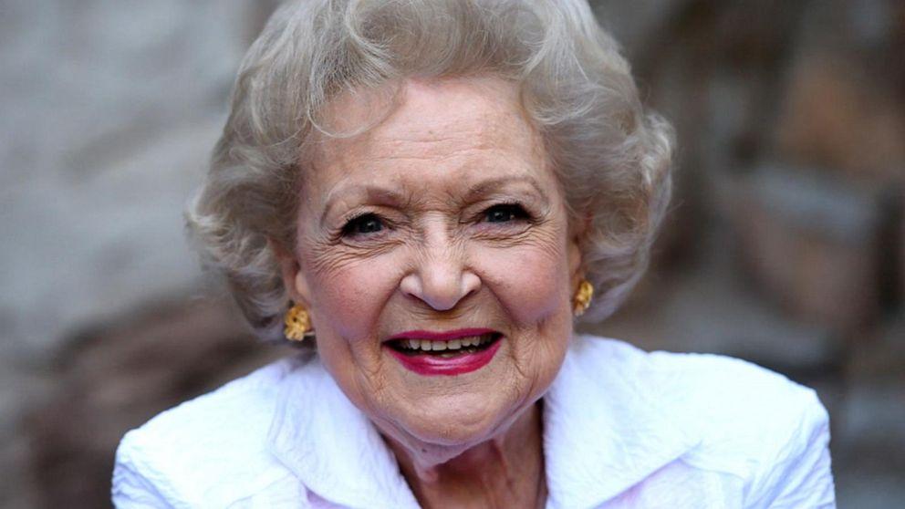 Happy birthday, Betty White