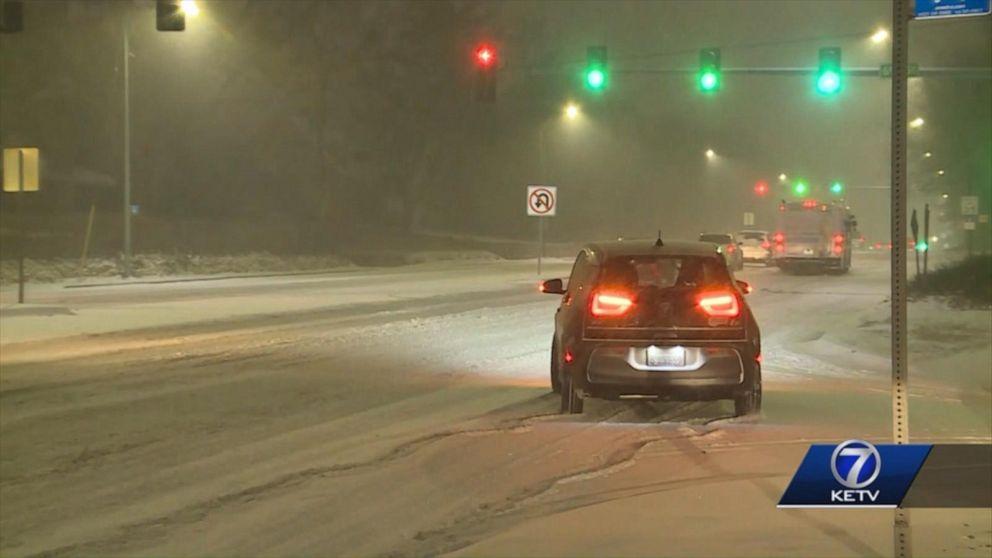 More than a hundred million on alert for monster winter storm