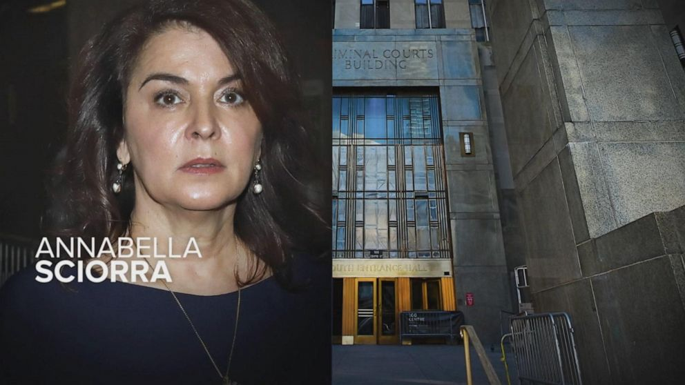 Actress testifies against movie mogul Harvey Weinstein
