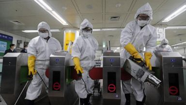 VIDEO: Countries around the world battle to keep COVID-19 from becoming a pandemic