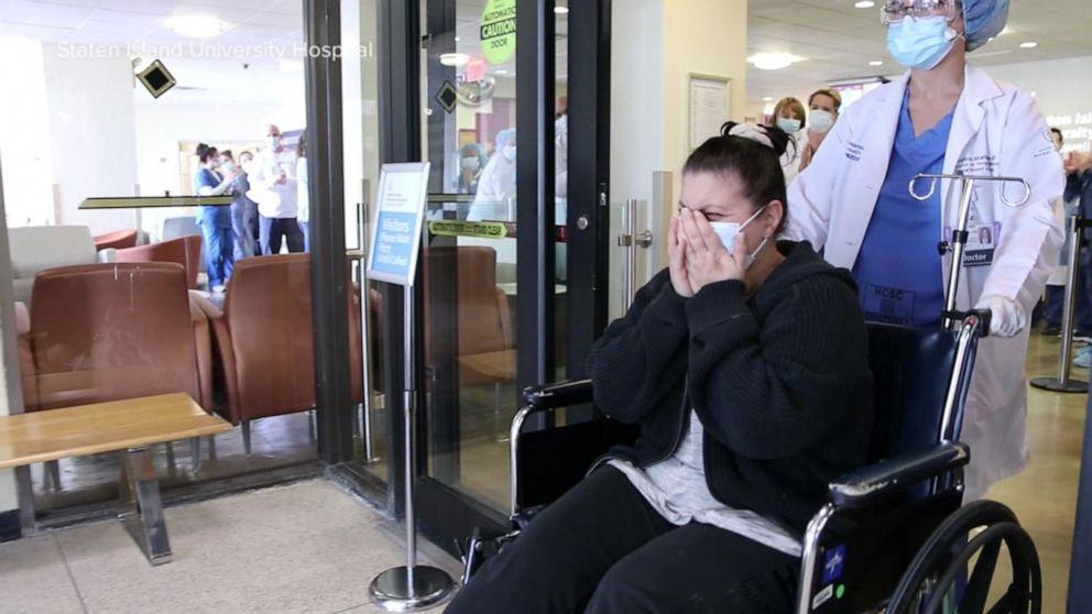 Disaster in motion: Where flights from coronavirus-ravaged ...