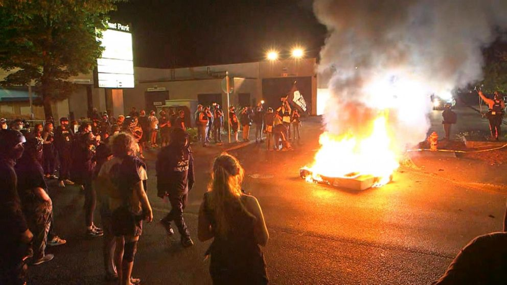 Portland mayor bans cops from using tear gas during protests thumbnail
