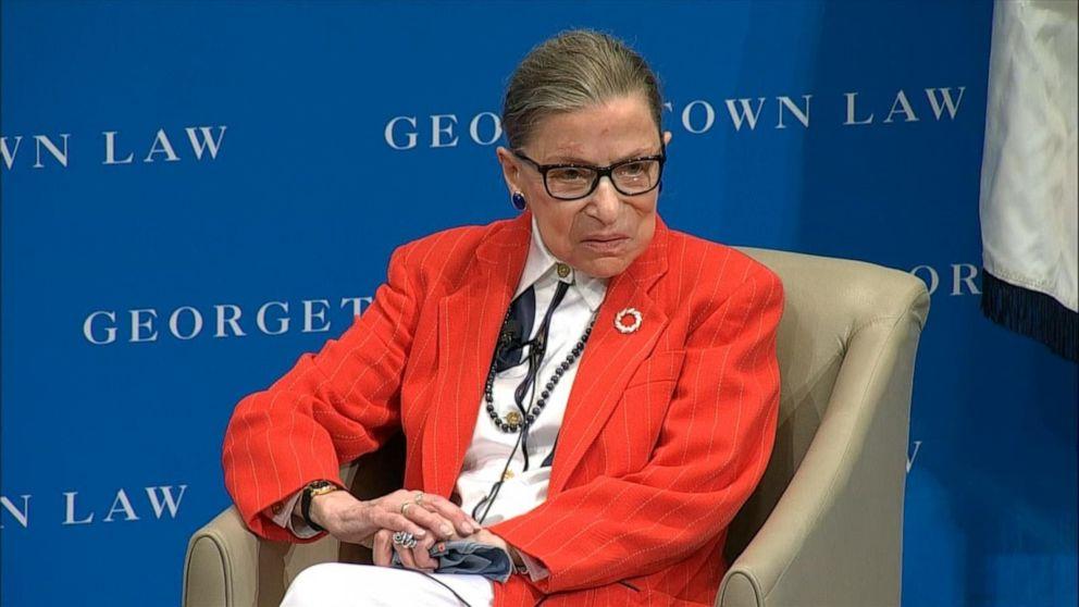 Senate Majority Leader speaks out on Ginsburg's vacancy