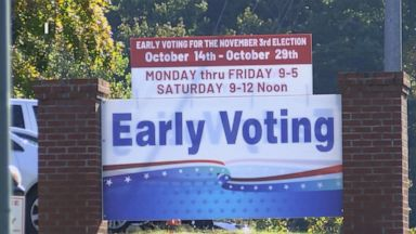 VIDEO: Early voter turnout breaks records across US