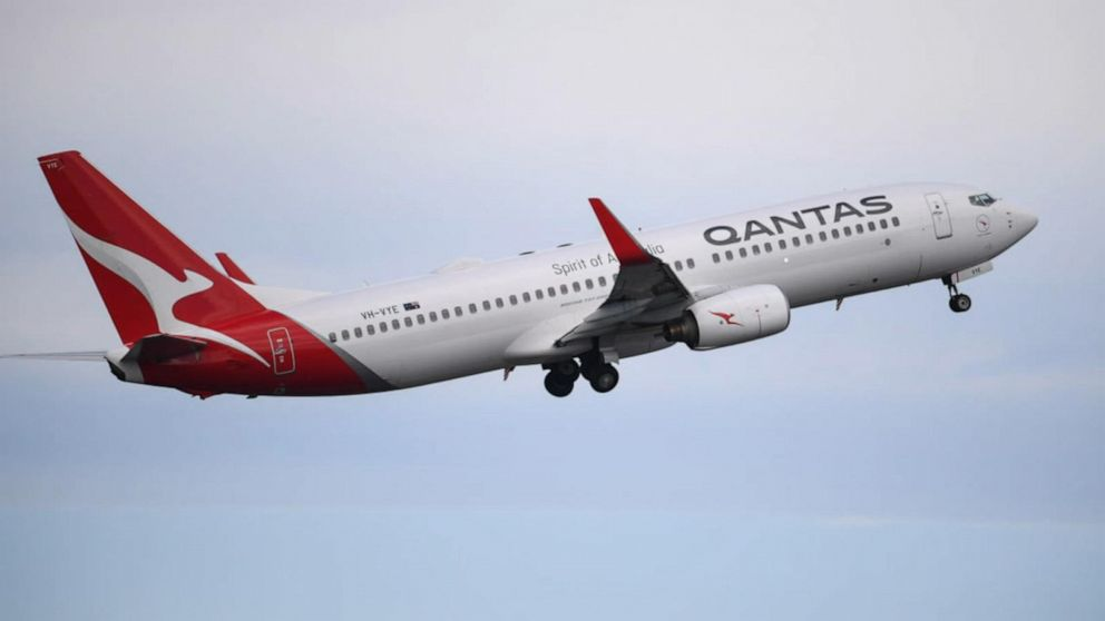 Qantas becomes first airline to mandate COVID-19 vaccinations