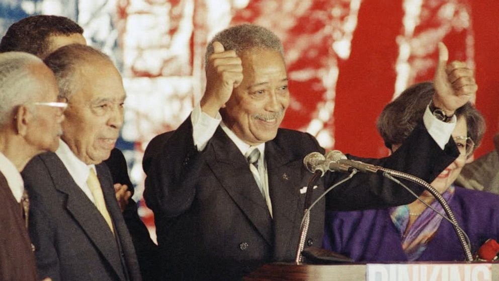 kto ujkyy27fnm https abcnews go com wnt video york city mayor david dinkins remembered 74388951