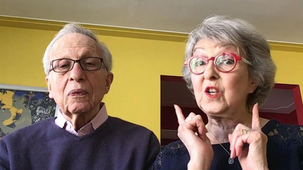 Retired Minnesota couple encourages others to get vaccine